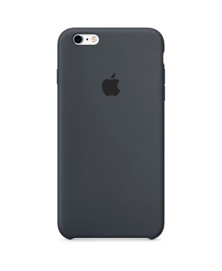 Чехол для iPhone Apple iPhone 6/6s Silicone Case Charcoal Gray